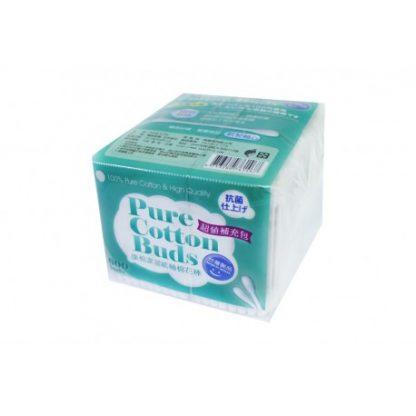 康棉潔溜紙軸棉花棒補充包