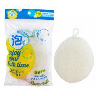 網品去角質日式沐浴球