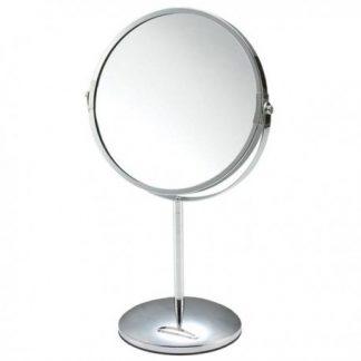 鐵鉻雙面桌鏡